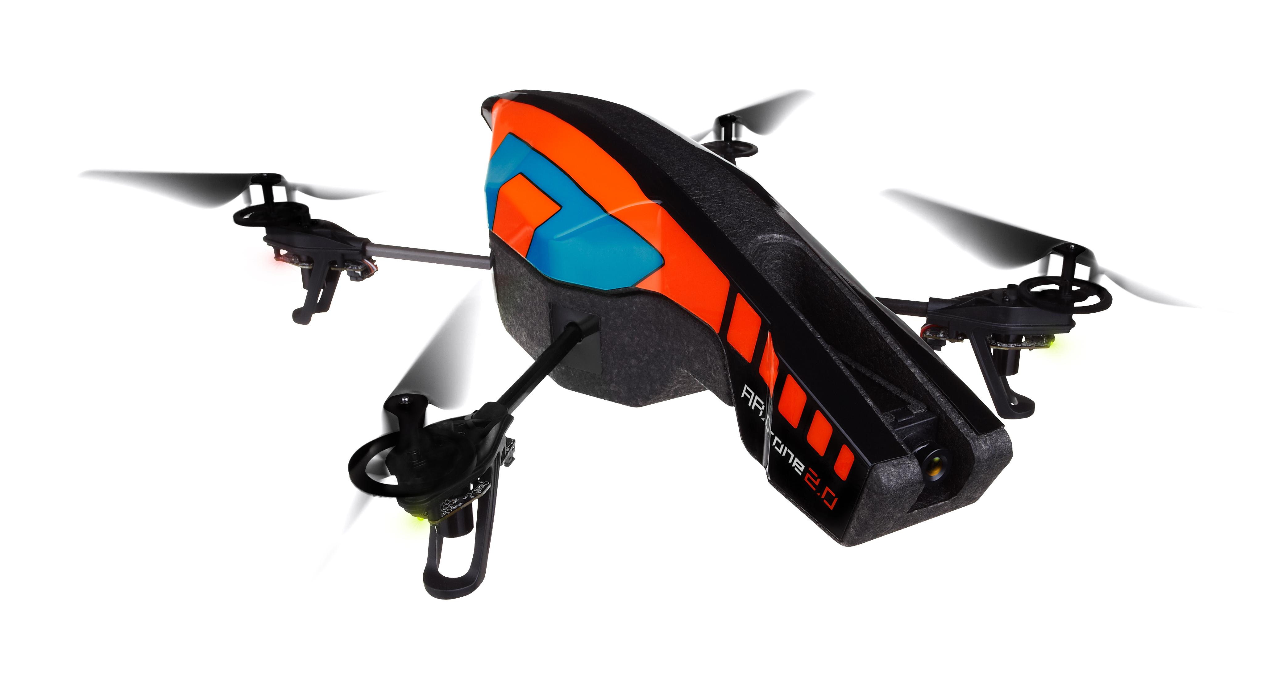 Квадрокоптер своими руками - ar.drone